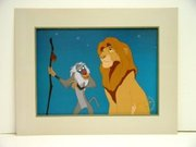 Lion King Lithograph