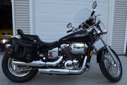 2003 Honda Shadow Spirit 750